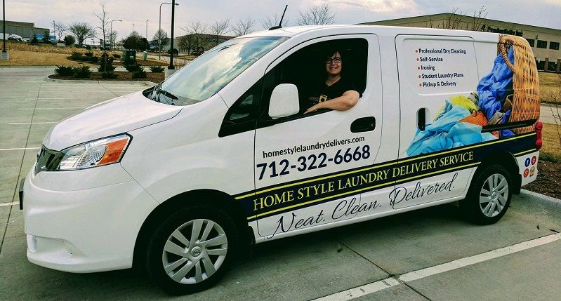 Home Style Laundry Delivery Service