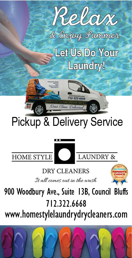 Home Style Laundry Summer Delivery Service